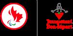 Logo Fondation Bon départ Canadian Tire