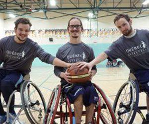 Basket Jeux du Canada 2015