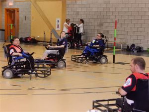 match de powerchair