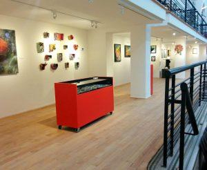 Exposition en arts visuels - Écomusée