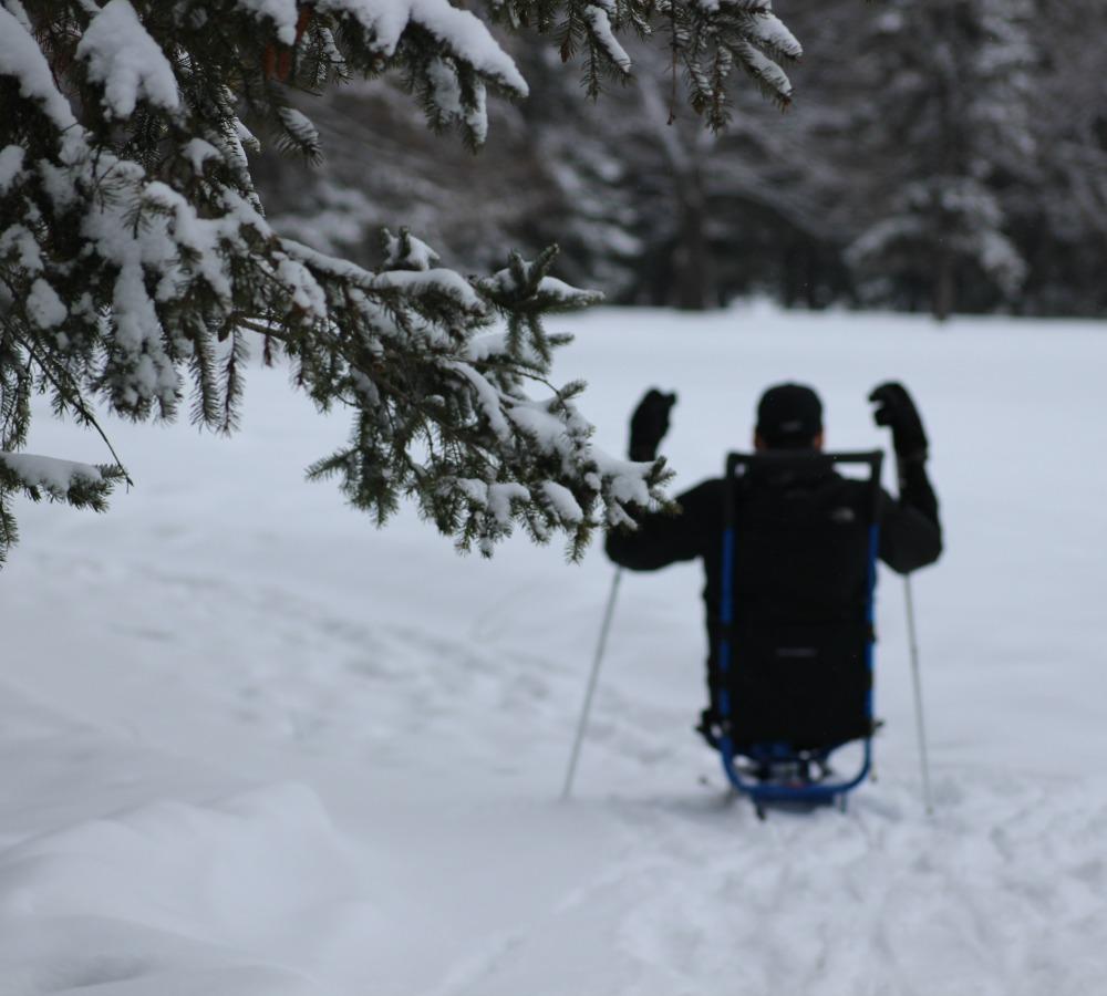 Ski de fond paranordique