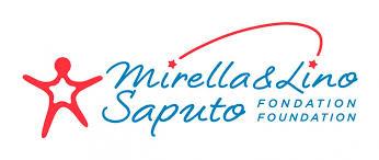 logo de la fondation mirella et lina saputo