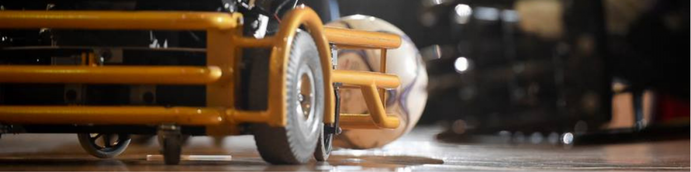 Bannière powerchair soccer