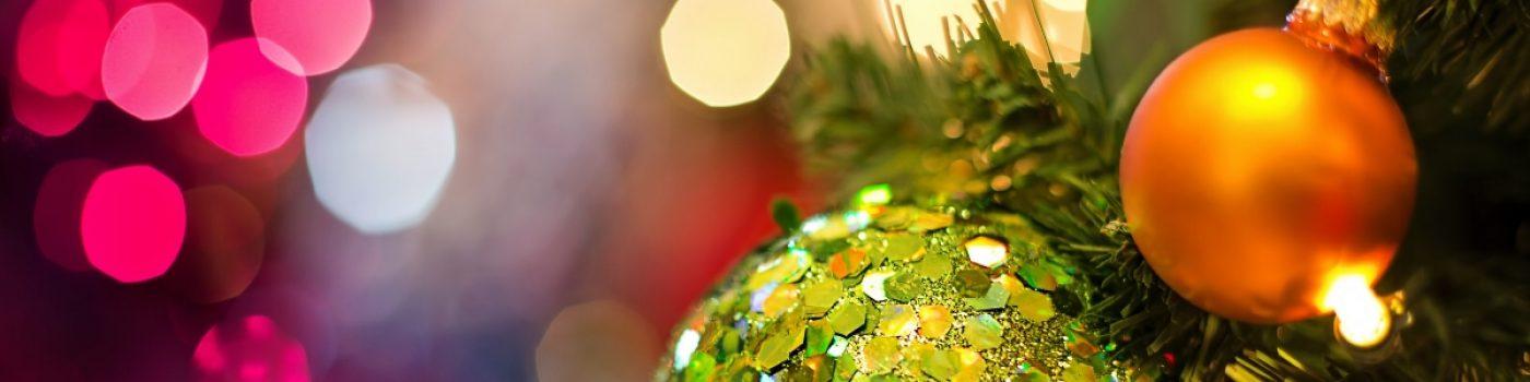 Bannière fête de Noel